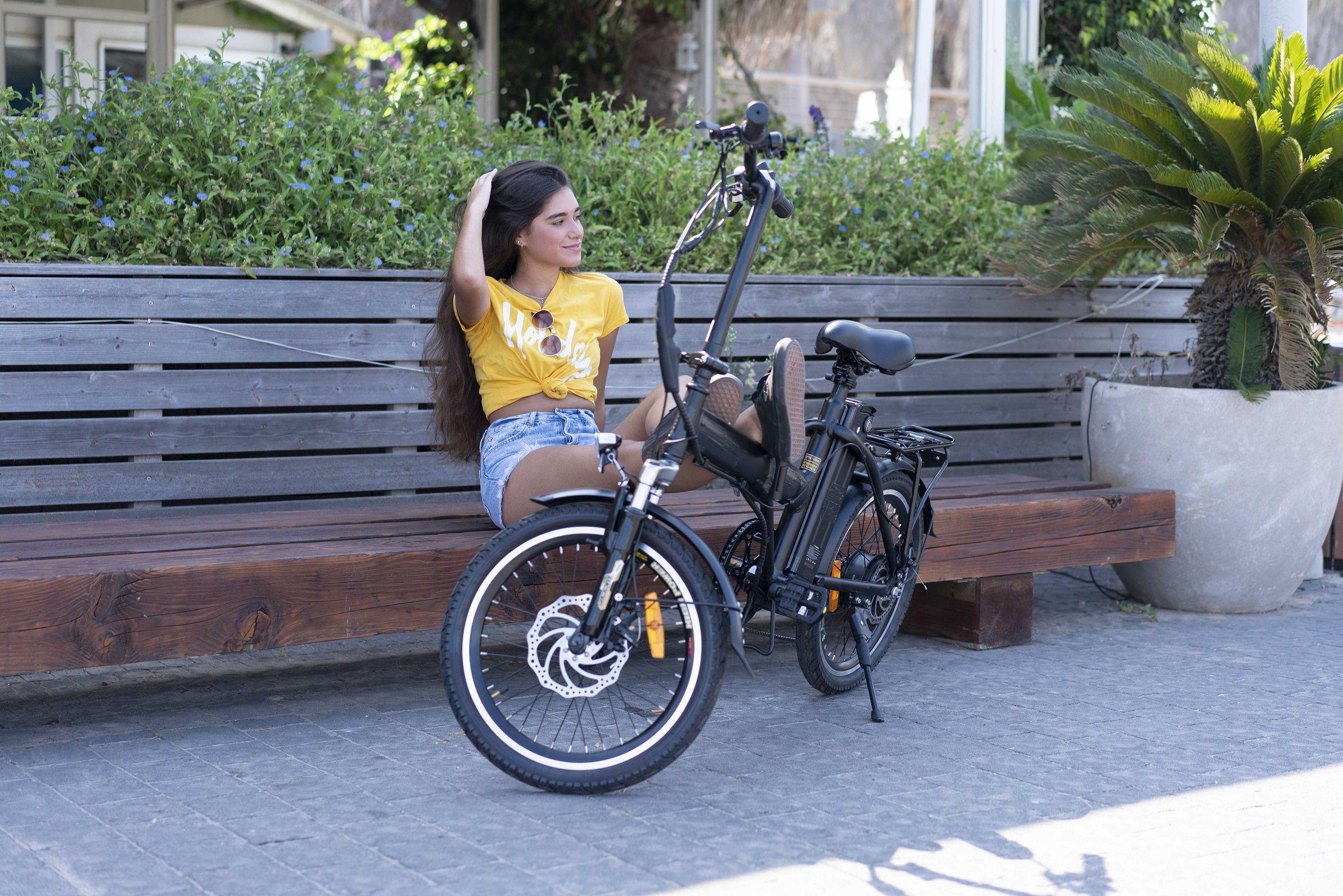 אופני פלורנטין, אופניים חשמליים בדרום תל אביב, אופניים חשמליות בתל אביב