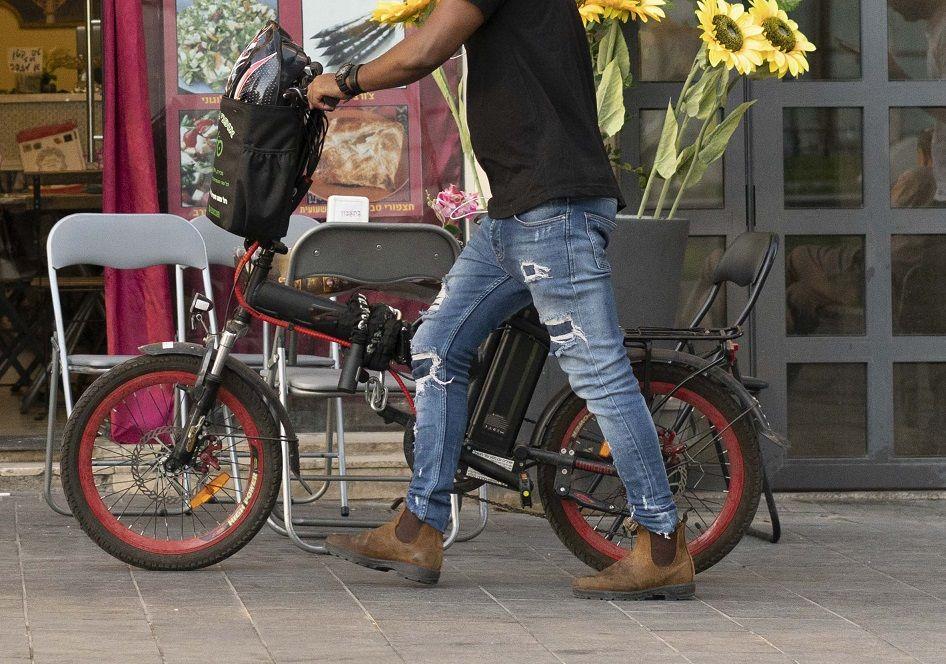 אופניים חשמליים טרייד אין