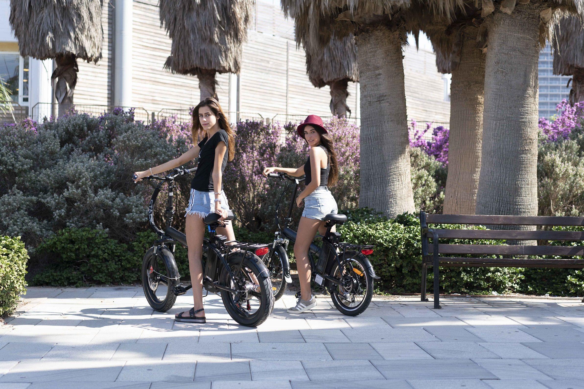 אלפא בייקס, אופניים חשמליים רמת גן, חנות אופניים חשמליות רמת גן