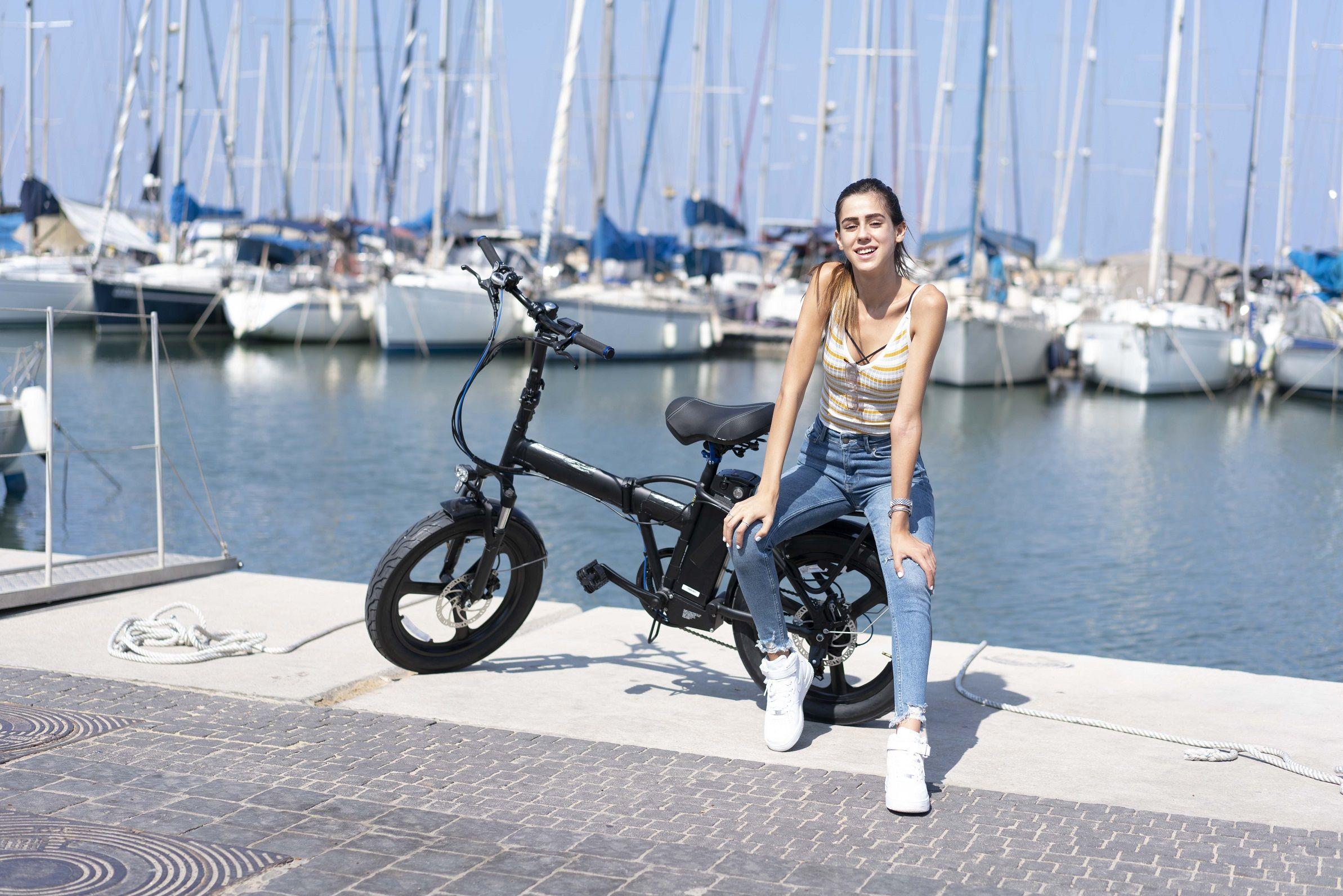 אופניים חשמליות יוקרתיות