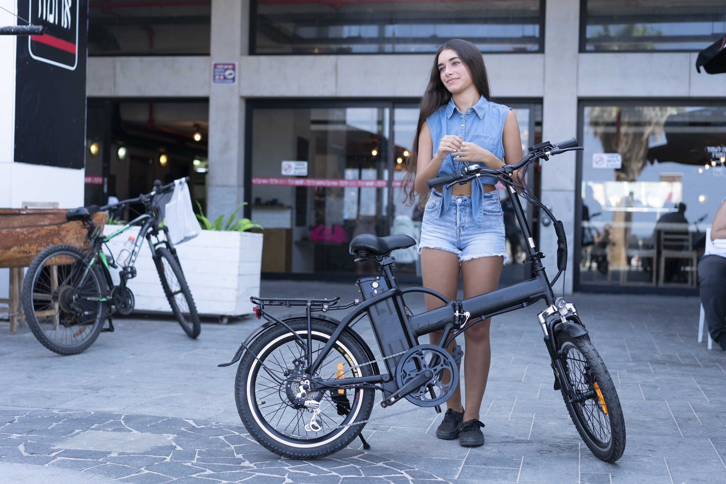 אופני גדרה, אופניים חשמליות גדרה, אופניים חשמליים גדרה