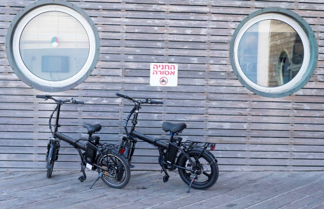 אופניים חשמליות בתל אביב הן הפתרון לעומס בכבישים