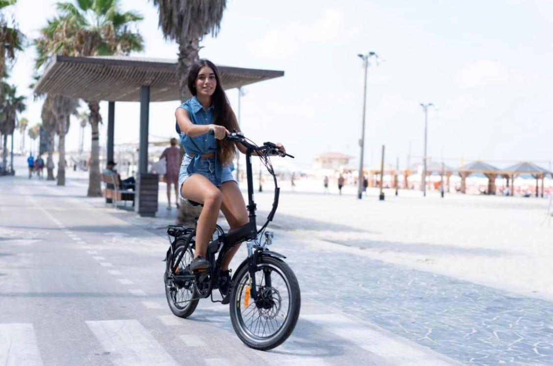אופניים חשמליים טווח נסיעה