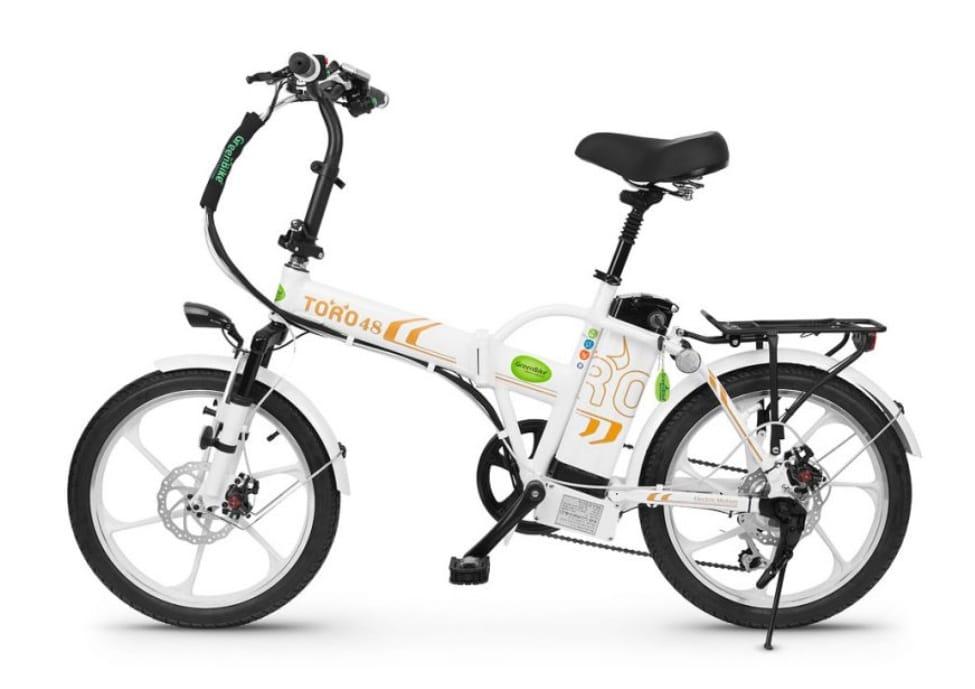 גרין בייק טורו אופניים חשמליים, אופניים חשמליות גרין בייק, אופניים חשמליים איכותיים