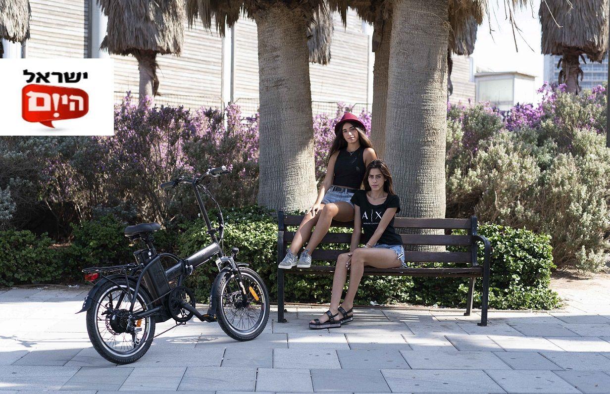 אופניים חשמליים - טרנד שצובר תאוצה