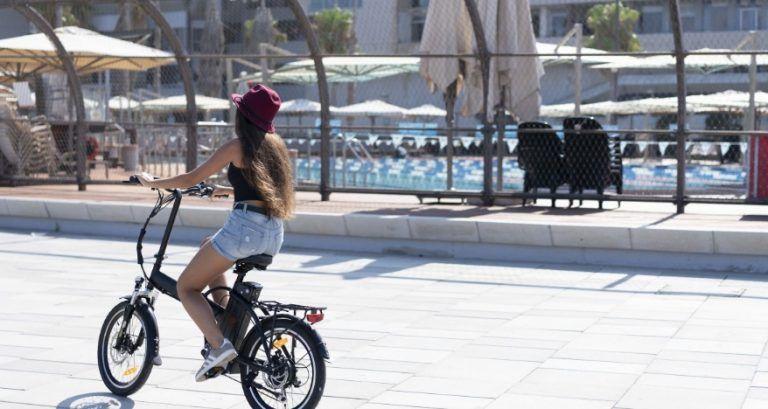 תאונת אופניים חשמליים בדרך לעבודה היא תאונת עבודה