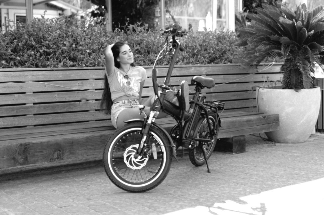 אופניים חשמליים למרחקים גדולים