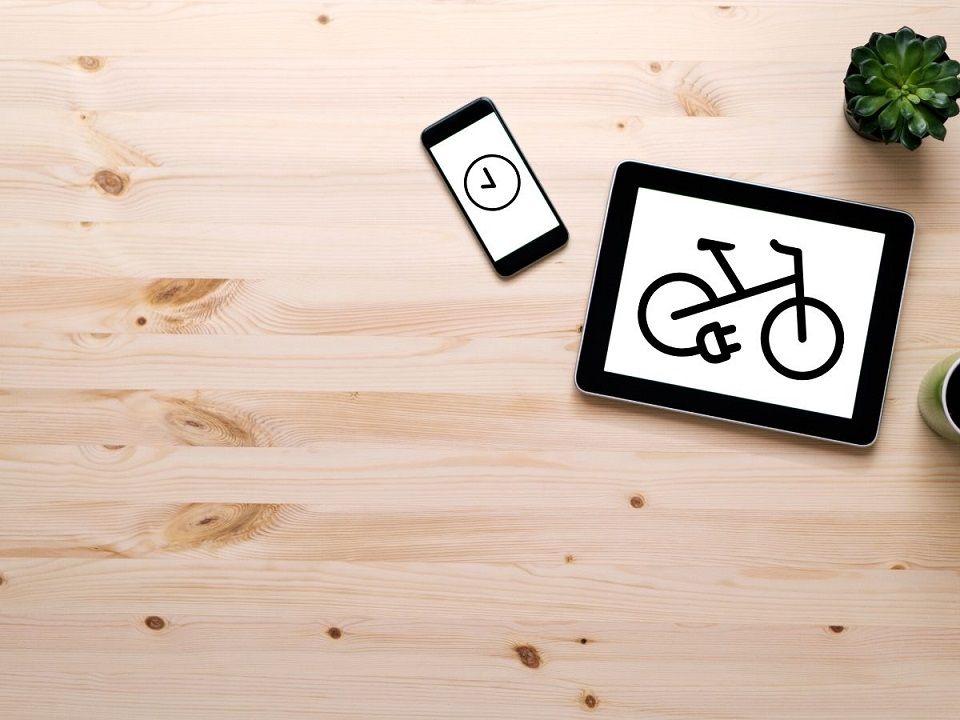 המכשיר שמאפשר למסעדנים לנהל צי שליחים על אופניים חשמליים