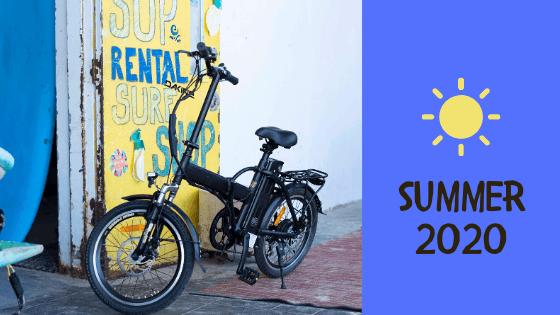 אופניים חשמליים קיץ 2020 - הטרנדים הבולטים