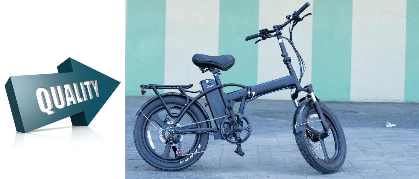 אופניים חשמליים איכותיים - מה הופך אופניים חשמליים לפרמיום?