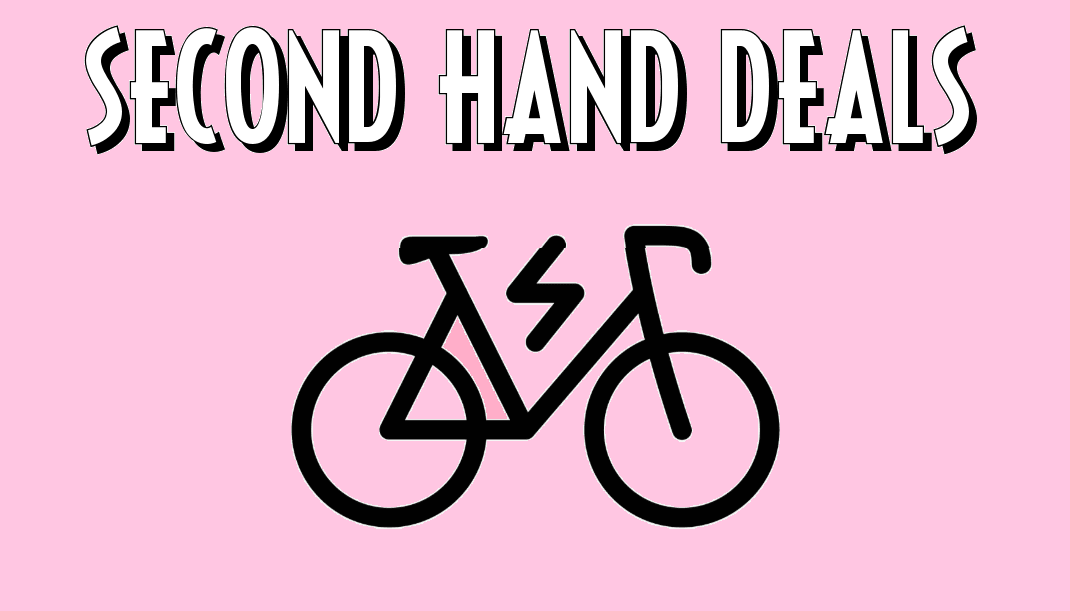 אופניים חשמליים יד שנייה מחנות - צרכנות נבונה
