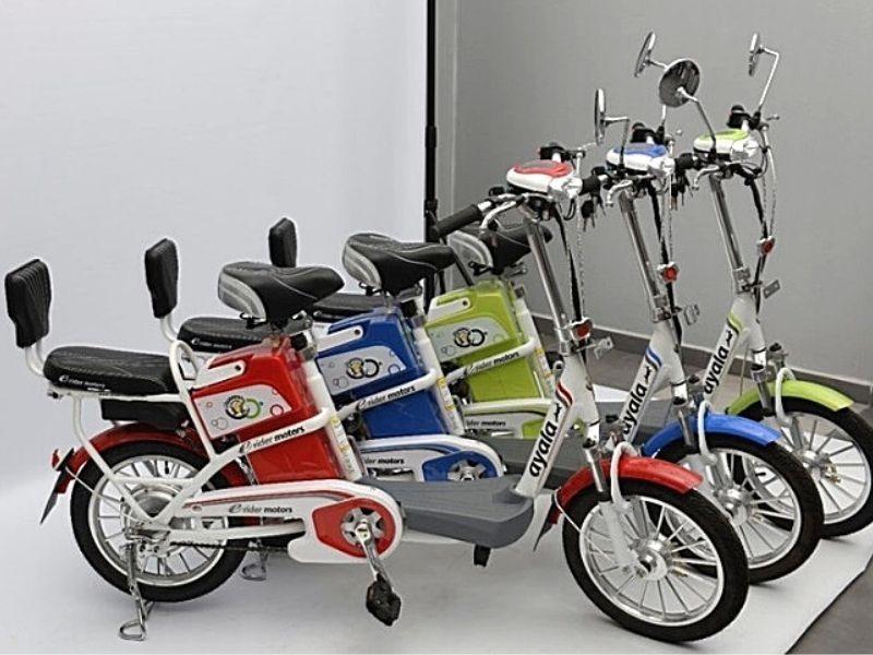 אופניים חשמליים בעיצוב רטרו עם טכנולוגיית קצה