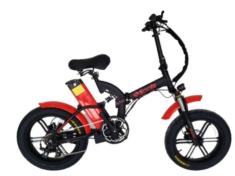 סופה ביג בוס סופה אופניים חשמליים אופניים חשמליות סופה