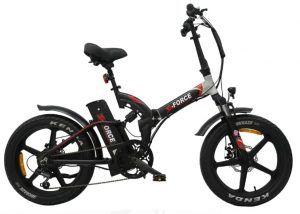 אופניים חשמליים איכותיים. 48 וולט שיכוך מלא 14 אמפר. סופה ג'י פורס