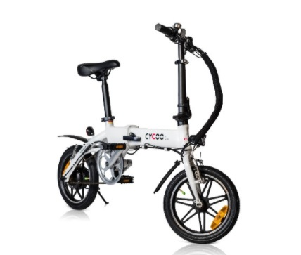 אופניים חשמליים 16 אינצ', אופניים חשמליות קטנות, אופניים חשמליות קלות במיוחד, סייקו פיקסי אקופאן