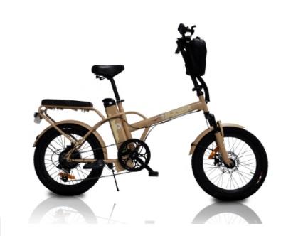 הכירו את ג'אגר דיון - אופניים חשמליים חזקים עם שלדת ברזל