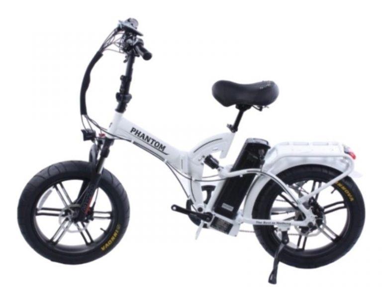 פנטום אופניים חשמליים פרימיום