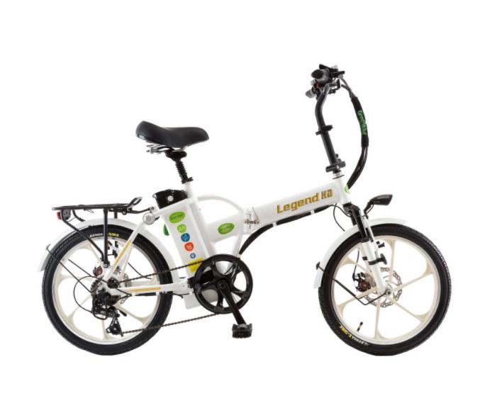 גרין בייק לג'נד הם אופניים חשמליים איכותיים בפחות מ-5,000 שקלים. 48 וולט ו-15.9 אמפר