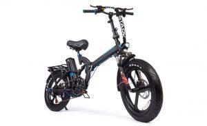 סטארק מאך 5 אופניים חשמליים איכותיים 48 וולט 18 אמפר גלגלי מיני פאט