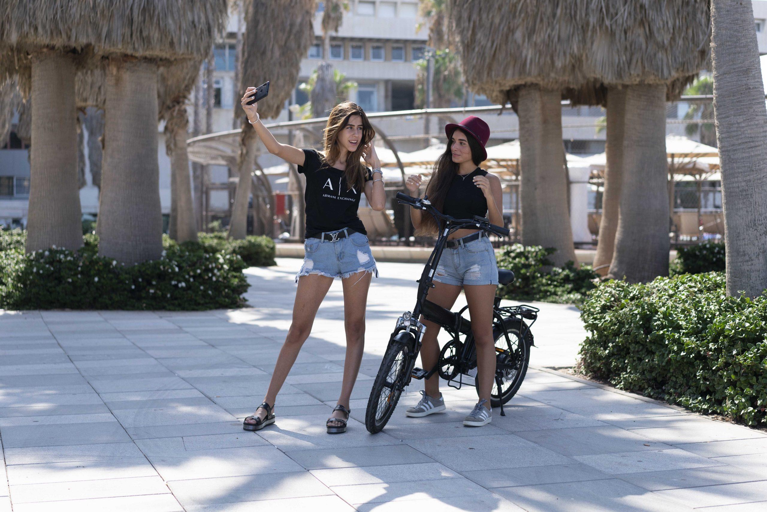 אופניים חשמליים עם 20 אמפר למרחקים ארוכים