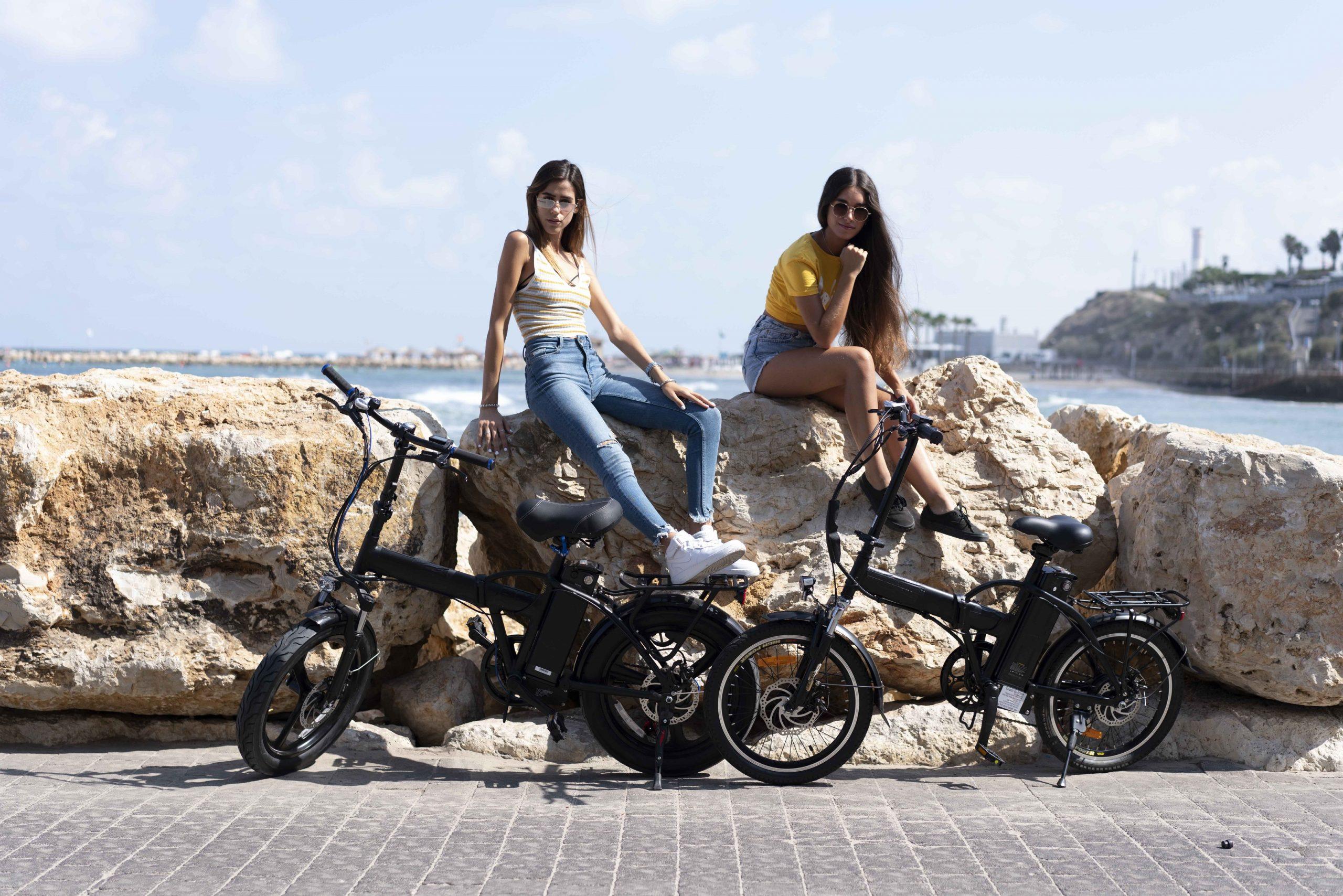 שדרוג אמפר באופניים חשמליים