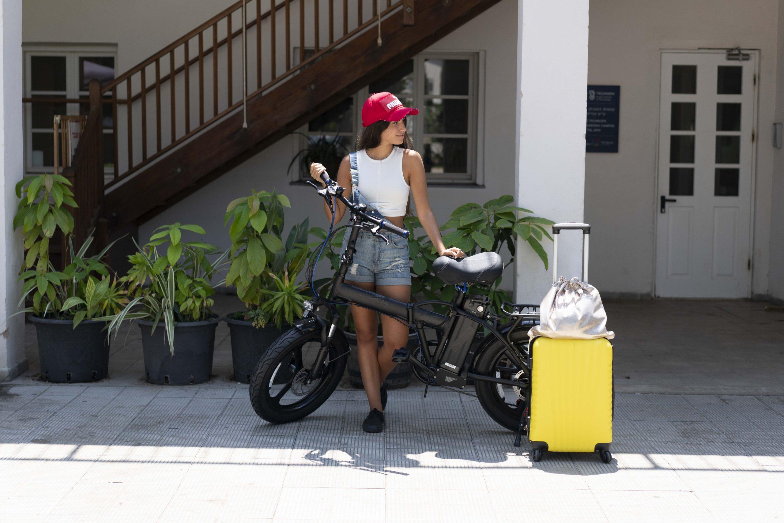 אופניים חשמליים עד 5,000 שקלים
