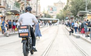 אופניים חשמליים קורונה תחבורה ציבורית