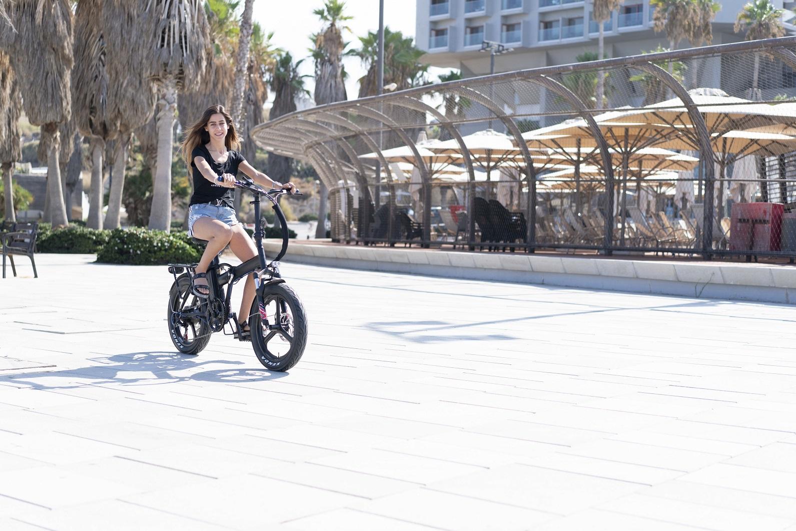 אופניים חשמליים מנוע 350 וואט