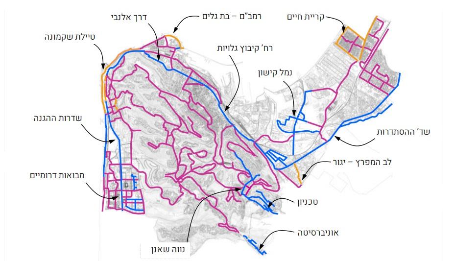 אופניים חשמליים בחיפה - מה חשוב לדעת כשרוכבים על חשמל בכרמל?