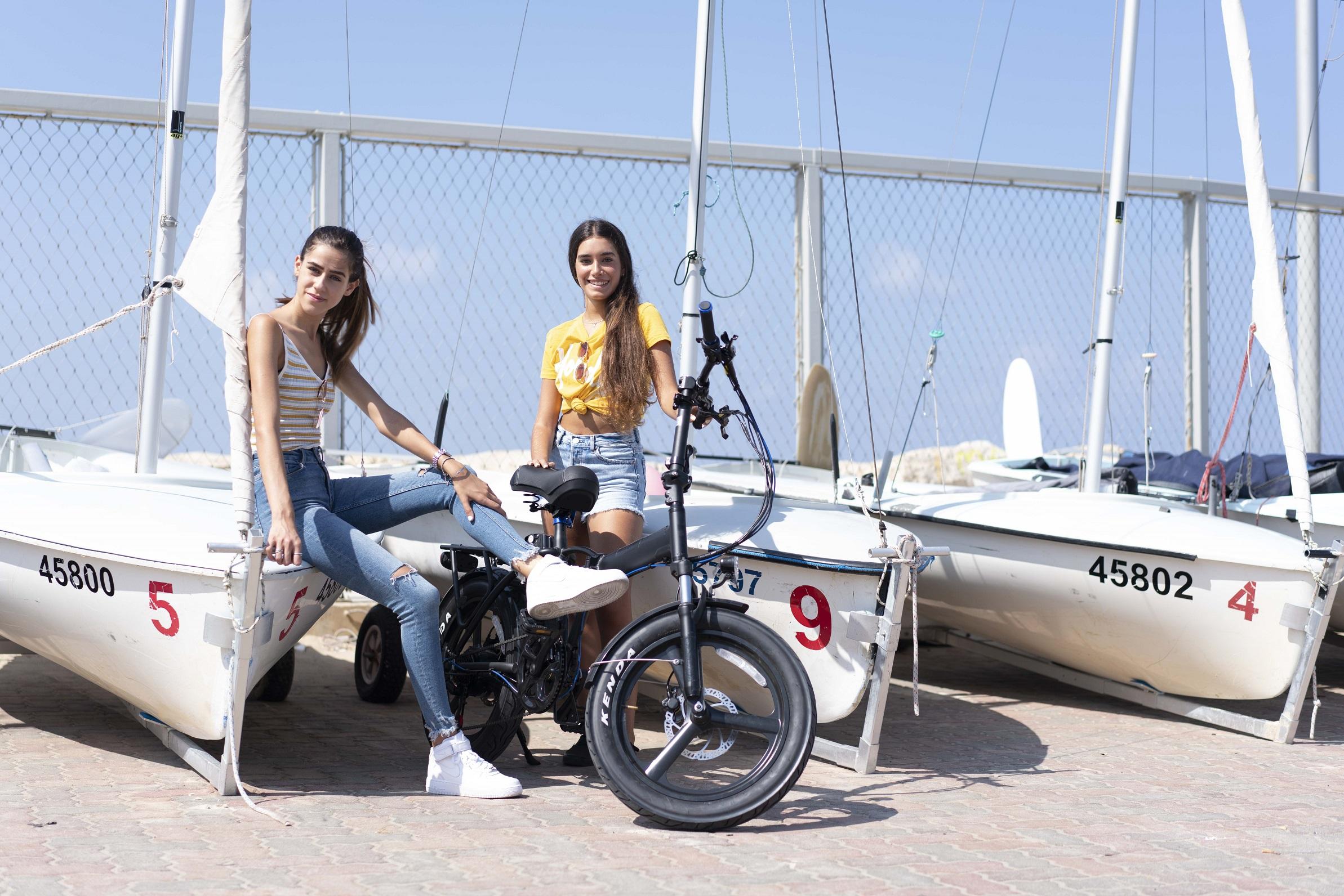 אופניים חשמליים ברמה גבוהה