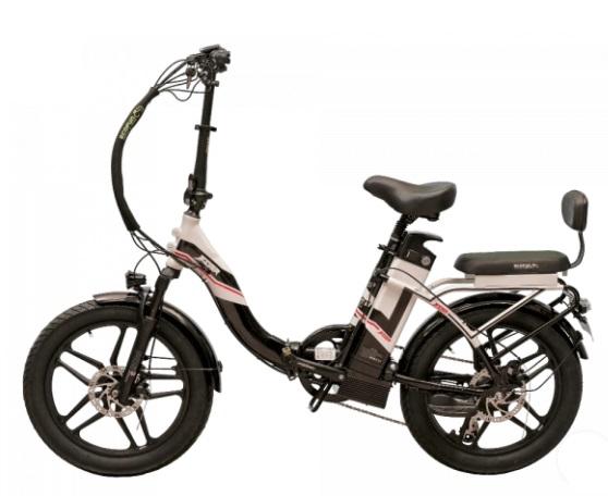 אופניים חשמליות שלדה נמוכה