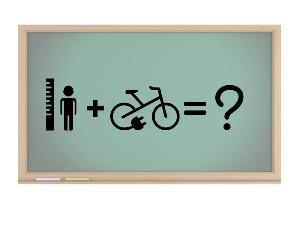 חמישה דגמים מומלצים של אופניים חשמליים לאנשים גבוהים