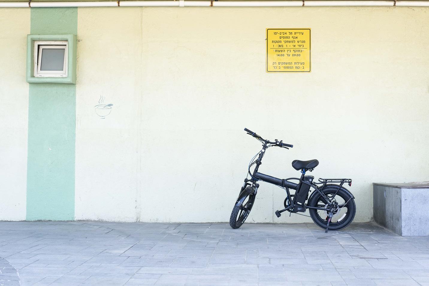 עובי צמיגי אופניים חשמליים