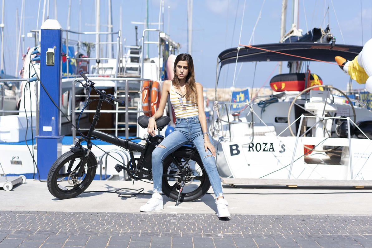 אופניים חשמליים 3 אינץ