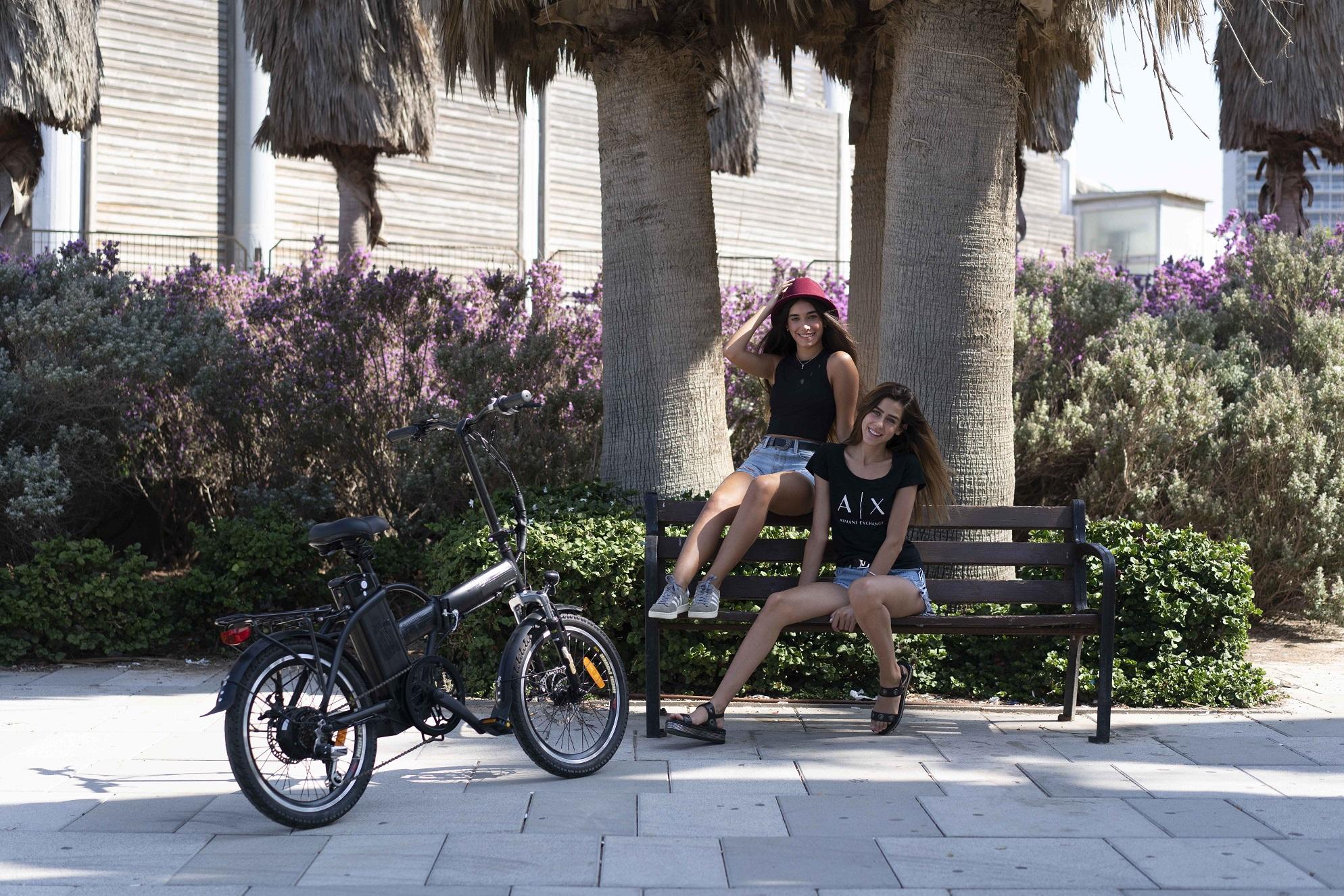 אופניים חשמליים הגבלת מהירות